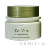 The Face Shop Eco Vert Extreme-Moisture Cream