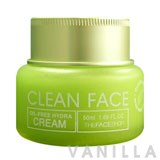 The Face Shop Quick & Clean (Clean Face) Oil-Free Hydra Cream