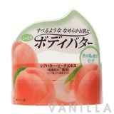 Utena Flavor Veil Body Butter Peach