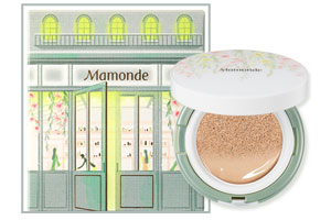 MAMONDE BRIGHTENING COVER CUSHION FLOWER STUDIO LIMITED EDITION